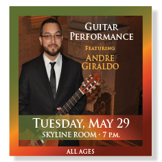 Guitar Performance Andre Giraldo